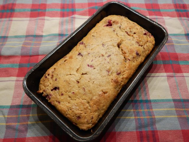 Quick Cranberry Bread