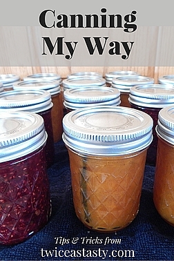 "The appeal of small-batch processing is understandable: Take your leftover fruit or veg and seal it in a couple of jars. The ""couple of jars"" part is where I disagree. Read more about canning my way."
