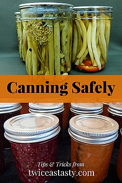Botulism has become a boogeyman who peers over the rim of a boiling water bath at many home canners. But there is no secret to safe canning. Read more about botulism and canning safely.