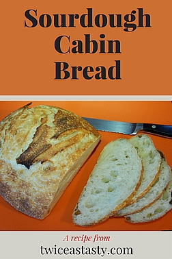 When it comes to sourdough bread, my techniques and tricks have two purposes: reduce your effort and make the bread flavorful. Learn to make Sourdough Cabin Bread and Gorgeous Grilled Cheese.