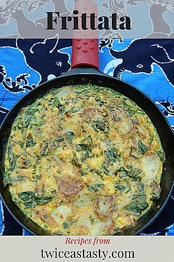 If you like quiche but hate to roll crust, or if your omelets end up as scrambles, you really should be making frittata. Learn to make Basic Potato Frittata and Spinach and Herb Frittata.