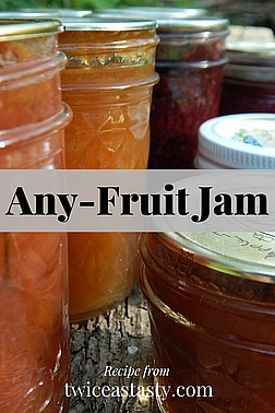 The molecular interactions in fruit are like a high-school romance. If you understand the science behind them, fruit-forward jam is simple. Learn to make Any-Fruit Jam without or with added pectin.