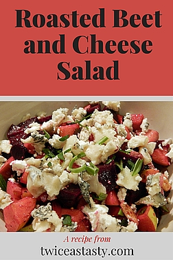 The jewel-bright color and flavor of beets remain intact when you roast them, whereas boiling can leech both into the water. Learn to roast beets and make Roasted Beet and Cheese Salad.