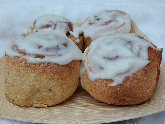 I love letting dough rise overnight to bake off for sweet breakfast buns. My creations haven't always been successful—but this one is. Learn to make Sourdough Cinnamon Rolls with Buttermilk Glaze.