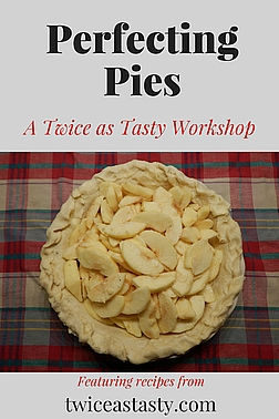 Learn how to make freshly baked pie in a flaky, buttery shell from scratch. Sign up at TwiceasTasty.com.