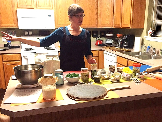 Twice as Tasty workshops are customizable for a range of ages and group sizes, letting you try the blog's recipes and techniques in your own kitchen, among friends—and with my personal help.