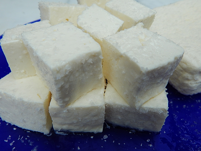 I have a long list of reasons for making feta, starting with delicious and easy. Get homemade feta and salad recipes at TwiceasTasty.com.