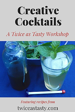Want to get a jump-start on the summer season? Take a Twice as Tasty workshop. Learn more at TwiceasTasty.com.