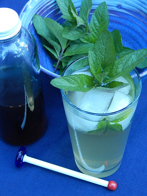 It's Twice as Tasty's birthday month, and what better way to celebrate than with cocktails? Get simple syrup and mojito recipes at TwiceasTasty.com.
