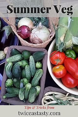 Summer means filling bellies not just with the freshest produce possible but also with preserved vegetables the rest of the year. Learn more at TwiceasTasty.com.