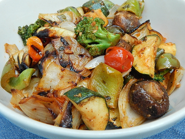 Stir-fries are quick, go-to meals that show off well-cooked tofu. Get stir-fry and tofu recipes at TwiceasTasty.com.