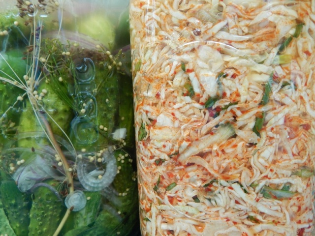 Fermenting vegetables seems daunting, but it's far simpler than making cheese, baking bread, or even canning vinegar-pickled produce. Learn more at TwiceasTasty.com.