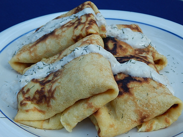 My family adores pancakes of all types, whether fried or baked. Get pancake recipes at TwiceasTasty.com.