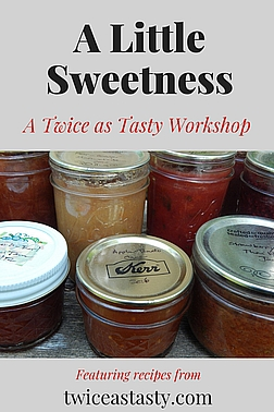 Learn how to create low-sugar, fruit-forward spreads. Sign up at TwiceasTasty.com.