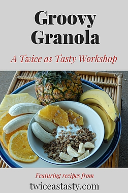 Homemade granolas can be good for you and good for your budget. Sign up at TwiceasTasty.com.