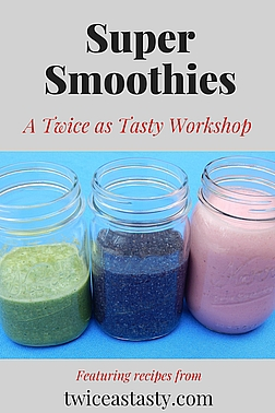 Smoothies can be quick, easy, healthy, and filling meals in a cup—if you keep the right ingredients on hand. Sign up at TwiceasTasty.com.