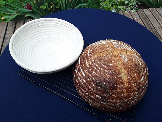 I'll be giving away sourdough starter through January 31, 2020. Learn more at TwiceasTasty.com.