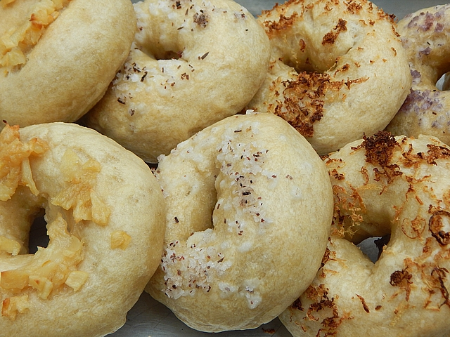 Many commercial operations make soft, fluffy bagels. You can do far better at home. Get sourdough recipes at TwiceasTasty.com.