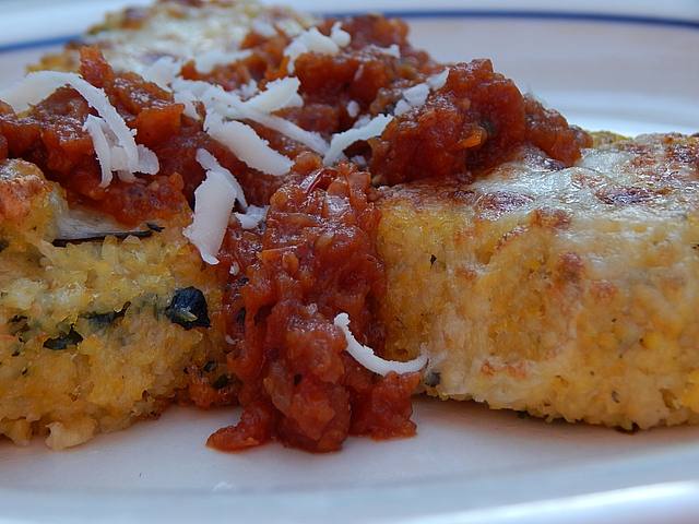 Homemade vegetarian baked beans can have the perfect balance of sweet and tang. Get bean recipes at TwiceasTasty.com.