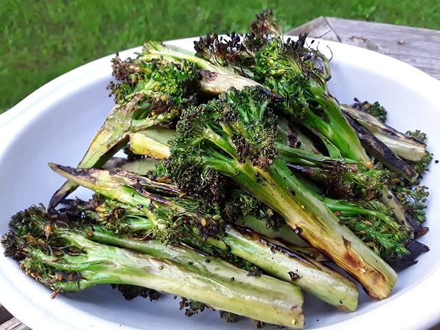 This list of vegetable grilling choices will remind you of favorite options and inspire you to try new ones. Learn more at TwiceasTasty.com.