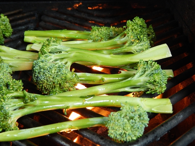 Cooking over fire is simple and adaptable for not just meats but also vegetables and fruit. Learn more at TwiceasTasty.com.
