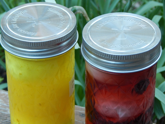 Several tricks and tools will help you store pickled foods so that they stay fresh and crisp. Learn more at TwiceasTasty.com.