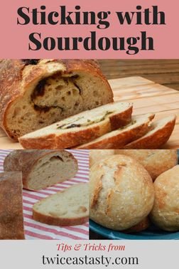 Sourdough baking should fit into your lifestyle and let you build a habit of using it. Learn more at TwiceasTasty.com.