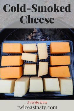 Upgrade mass-market cheese with a simple trick: smoke it. Get smoking recipes at TwiceasTasty.com.