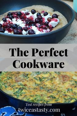 Certain recipes can reveal the true nature of the pans in your cookware set. Learn more at TwiceasTasty.com.