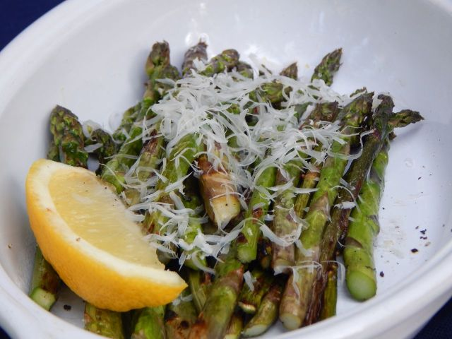 To celebrate milestones, I often choose foods I love but can't grow and prepare them so that their flavors shine. Get grilling recipes at TwiceasTasty.com.