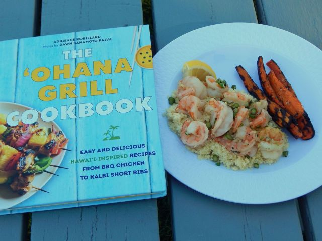 To put it simply: making the recipes from The 'Ohana Grill Cookbook has been such delicious fun. Learn more at TwiceasTasty.com.
