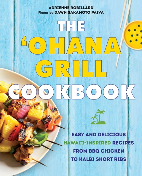 Grilled Tofu and Veggies. Learn more about the recipes in the 'Ohana Grill Cookbook.