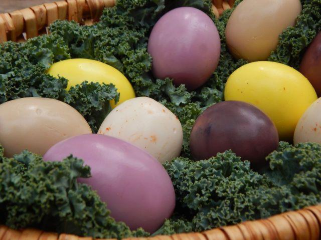 Various Pickled Eggs
